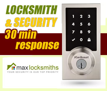 Locksmith Almond Park